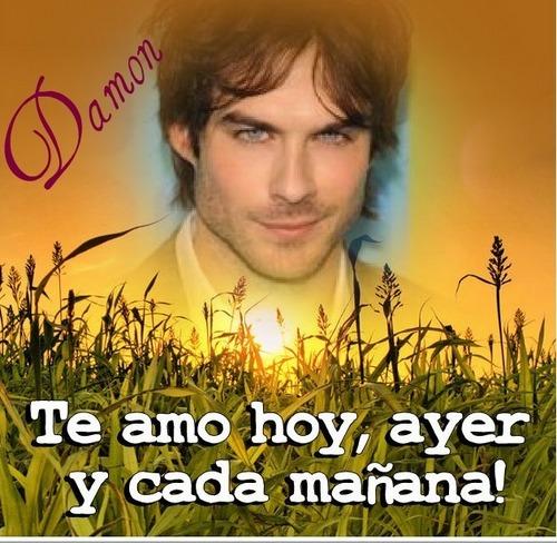 Damon...te amo