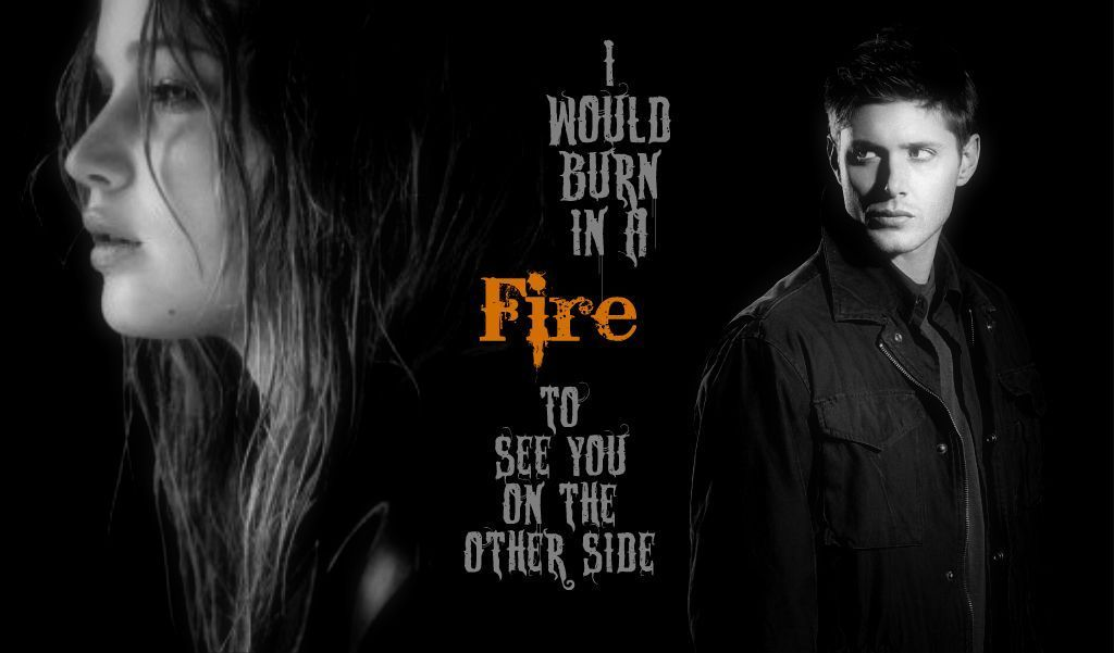 Dean & Kay (from my DEAD APOCOLYPSE fanfiction)