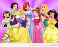 Disney Princess In Each Other's Clothes!