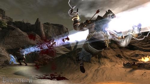 Dragon Age II- Rogue Fighting