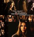 Elena & Katherine (2x04)