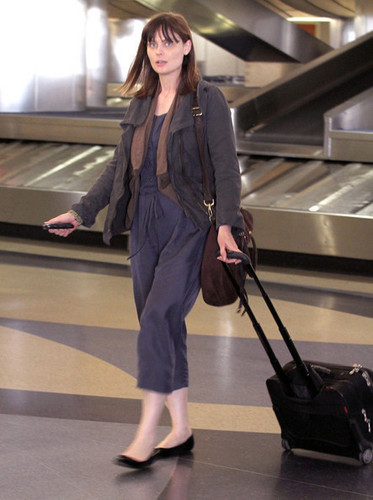 Emily @ LAX {March 4, 2011}