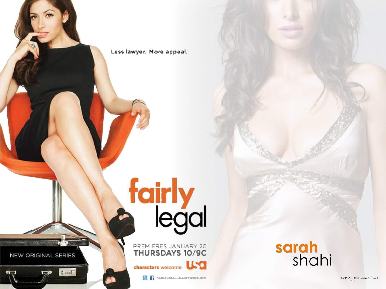 Sarah Shahi Fairly Legal