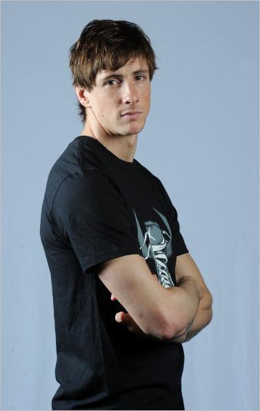 Fernando Torres for Chelsea Magazine