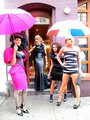 Fierce (with umbrellas) - rupauls-drag-race photo