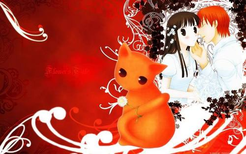 Fruits Basket Wallpaper - fruits-basket Wallpaper