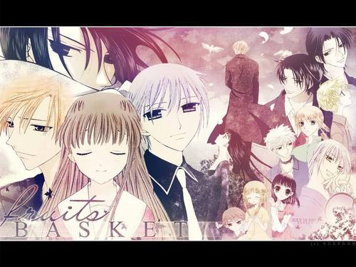Fruits Basket 壁紙