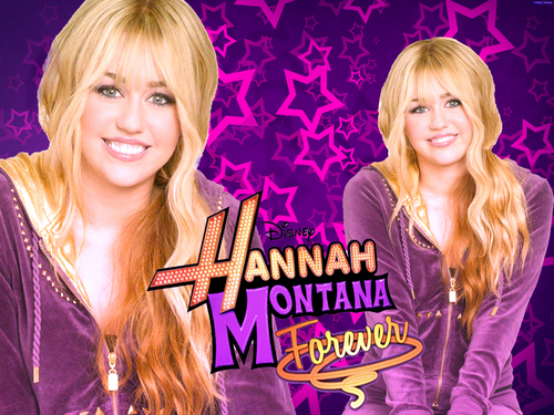 Hannah Montana wallpaper possibly containing a portrait called Hannah Montana Forever Dream pic by Pearl