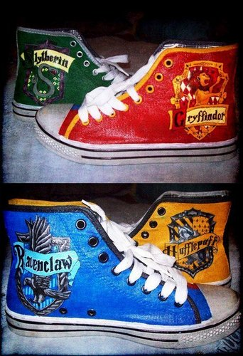 Hogwarts shoes!