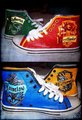 Hogwarts shoes! - hogwarts-house-rivalry photo