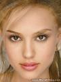 Jessica Alba and Natalie Portman - celebrities fan art