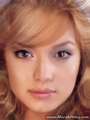 Jessica Simpson, Ayumi Hamasaki - celebrities fan art