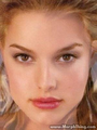 Jessica Simpson, Natalie Portman - celebrities fan art