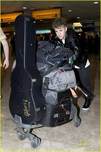 Justin Bieber: Back on Tour!