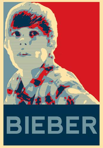 Justin Bieber 'Hope' Poster