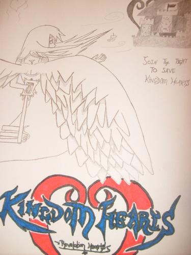 Kingdom Hearts: Revelation Hearts