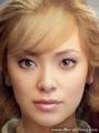 Kristanna Loken, Ayumi Hamasaki - celebrities fan art
