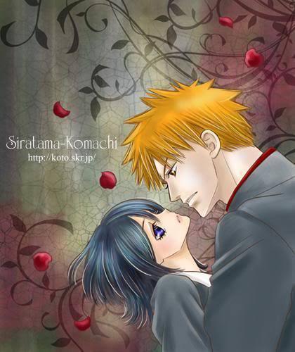 L x Ichigo Любовь