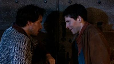 Lancelot and Merlin