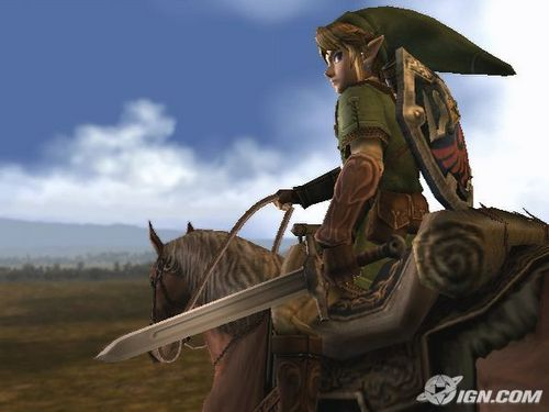 Link from Twilight Princess