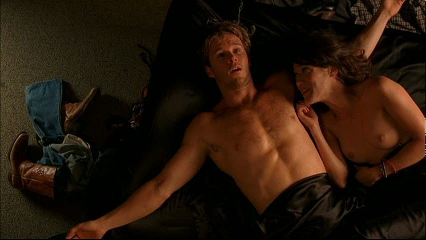 Lizzy in True Blood:  The Fourth Man in the Fire