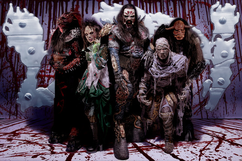 Lordi's New Costumes 2010