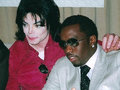 MICHAEL JACKSON WITH DIDDY  - michael-jackson photo