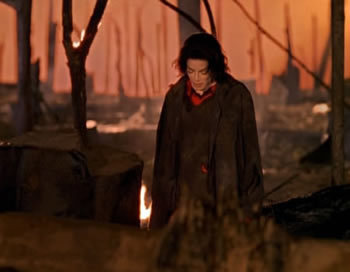 mıchael jackson earth song