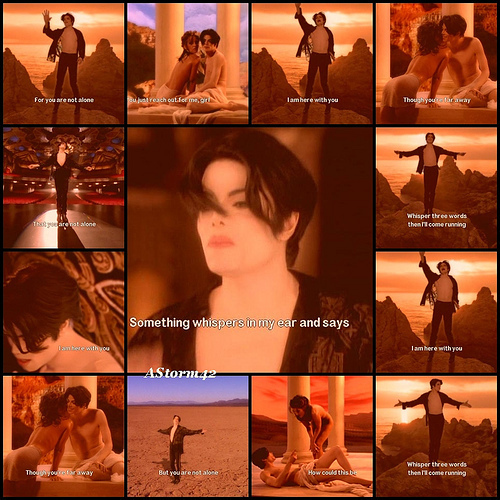 MJ-You Are Not Alone