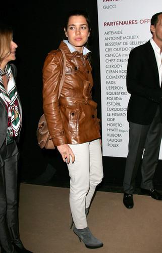 Marion Cotillard at the Gucci Masters