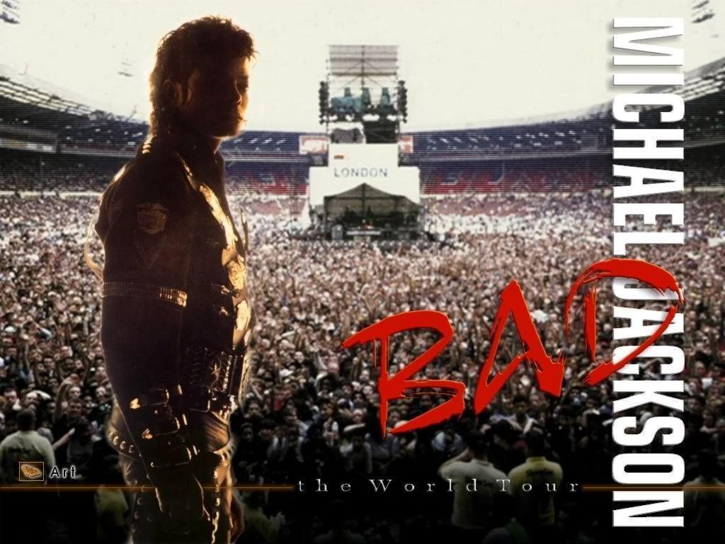 Bad Tour 1987 1989 Images Michael Jackson Bad Hd Wallpaper And
