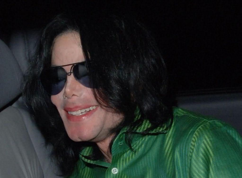 Michael Jackson!!!!!!!! :)