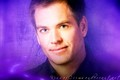 Michael in Purple - michael-weatherly fan art