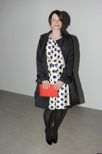 meer New foto's of Bryce attending the GAGOSIAN Gallery Opening