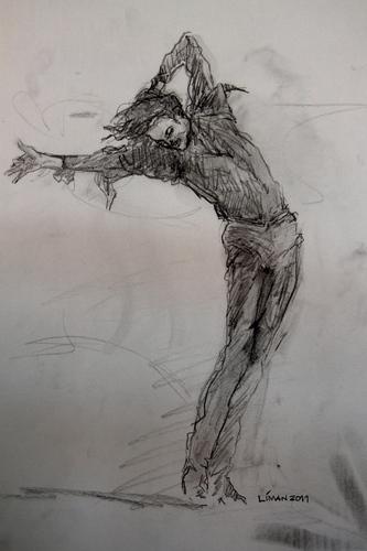 My ファン art...