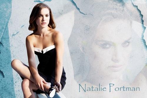 Natalie Portman Hintergrund
