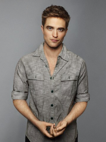 New/Old EW Outtake Of Robert Pattinson!