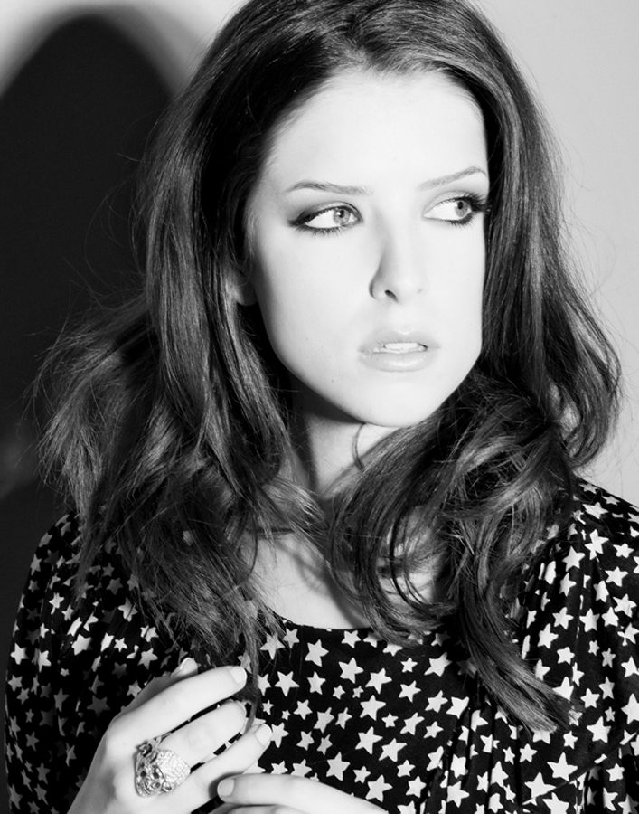 New photos of Anna for Purple Magazine