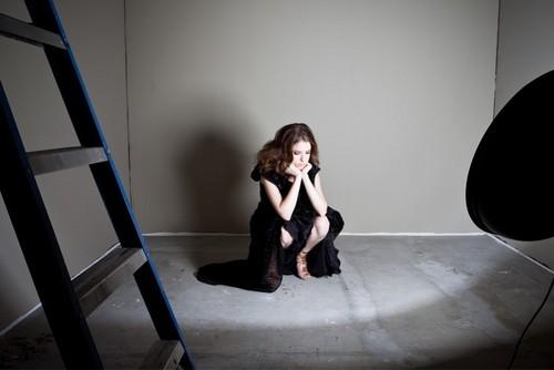 New 照片 of Anna for Purple Magazine