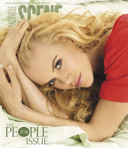 Nicole Kidman Covers Nashville Scene's People Issue 2011