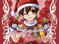 Ouran Christmas - ouran-high-school-host-club wallpaper