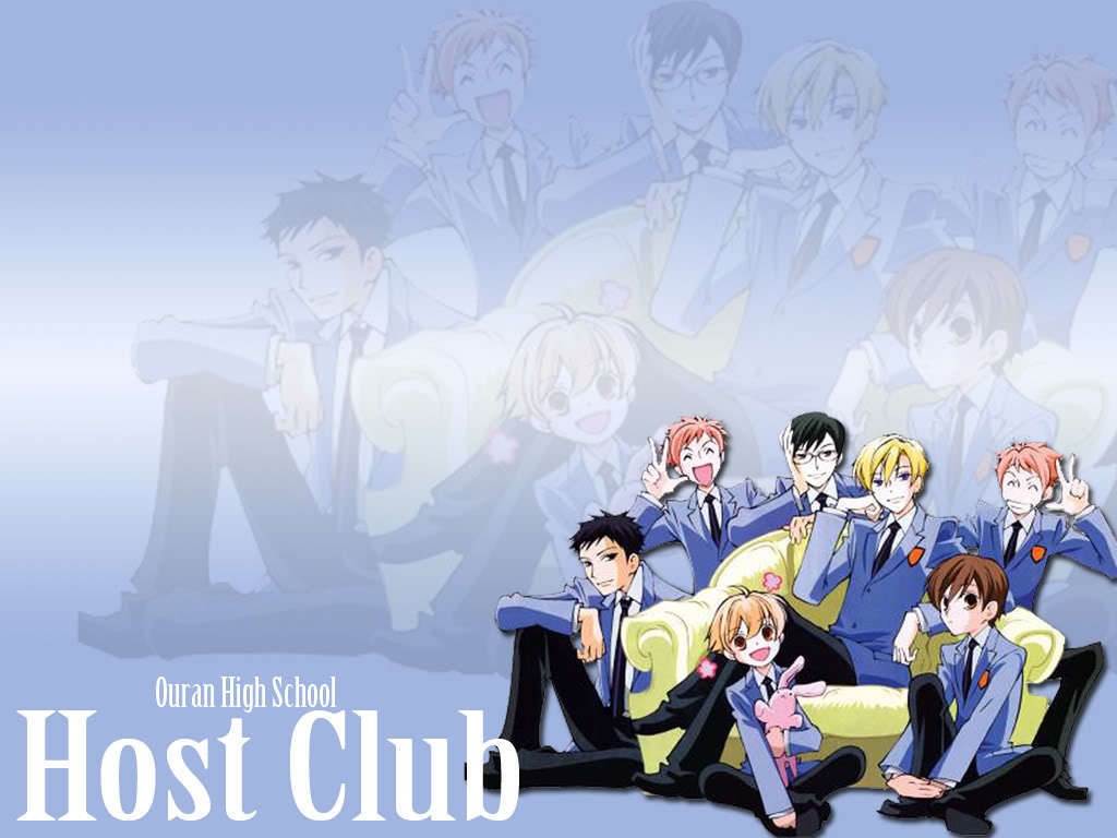Ouran High School Host Club images Ouran Wallpaper HD wallpaper and ...