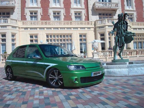 Peugeot 306 XN TUNING