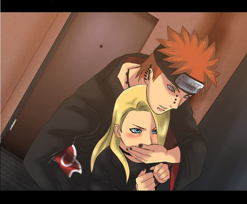 Pain and Deidara