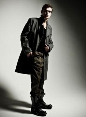 Paul Wesley on Vanity Fair 2010 photoshoot
