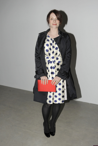 foto of Bryce attending the GAGOSIAN Gallery Opening