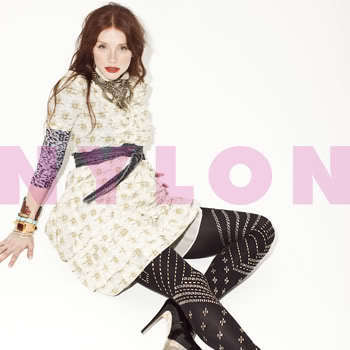 Pics of Bryce Dallas Howard in the October issue of NYLON