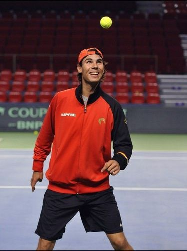 "Rafael Nadal: ""Playing quần vợt is so exciting "" !"