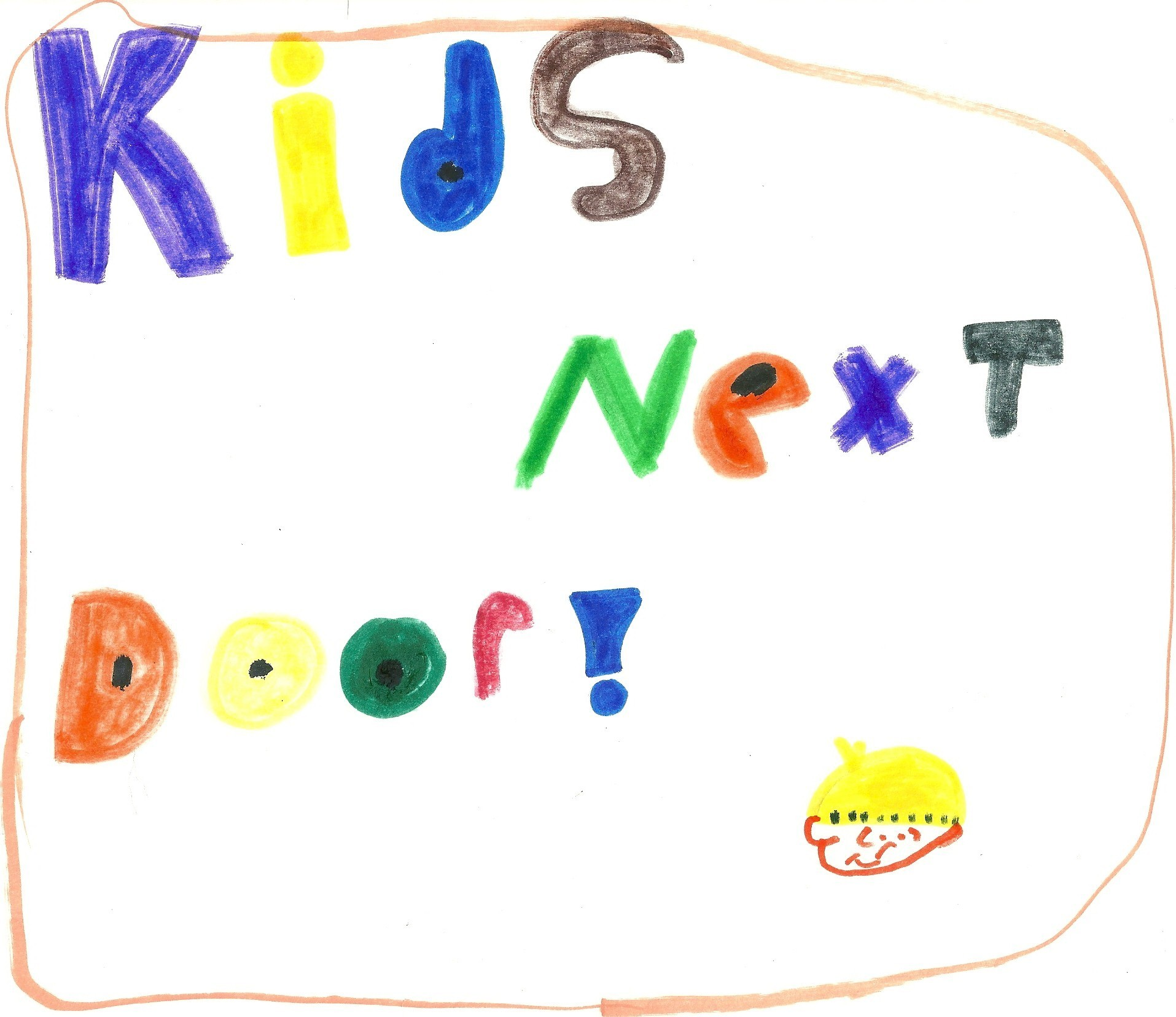 Raleigh's Kids successivo Door Sign
