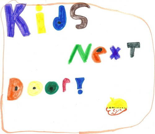 Raleigh's Kids Next Door Sign